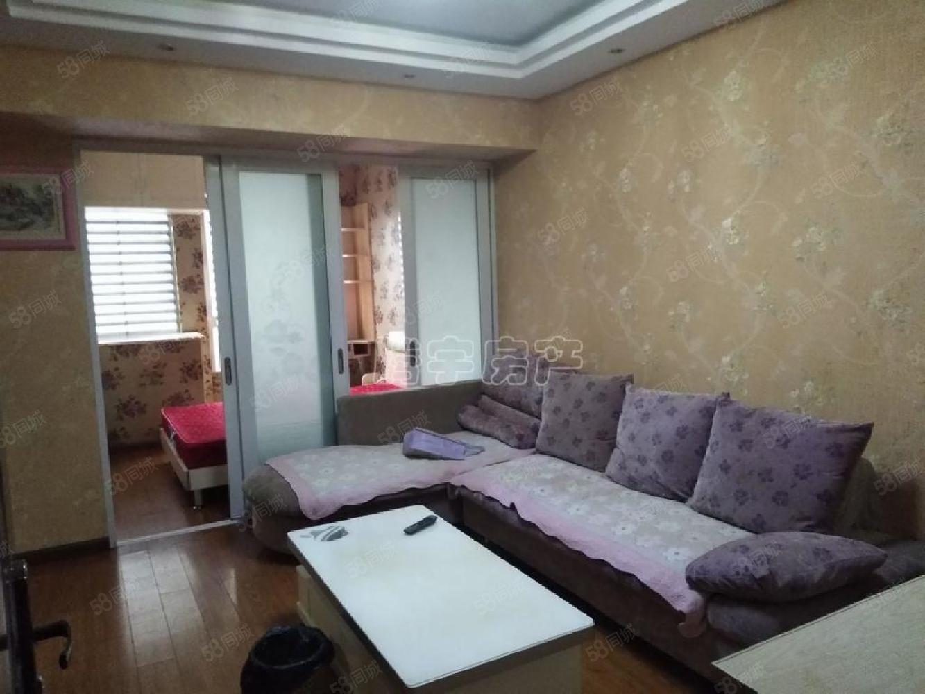 南门山御锦江都高层精装2室2厅家电齐全仅1300元