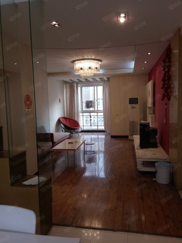 出租双汇国际花园4楼3室2厅122平精装拎包入住1500元