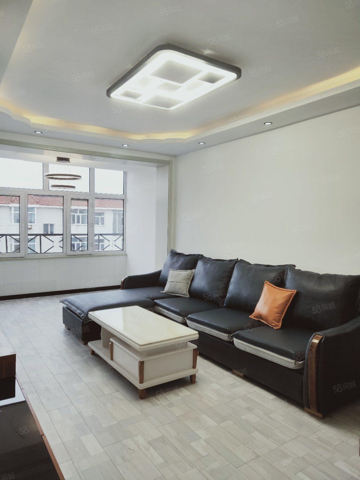 亨达名苑正六楼不山不街精装带家具南明厅落地窗