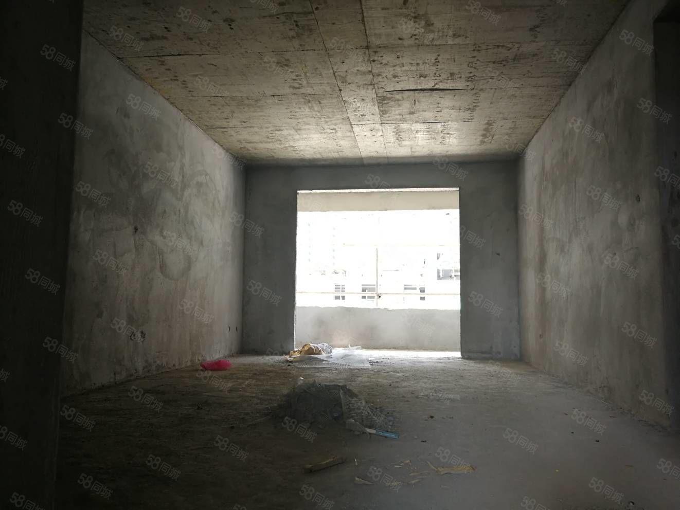 北關一手洋房超低首付,直接簽合同,大三室南北通透采光極佳