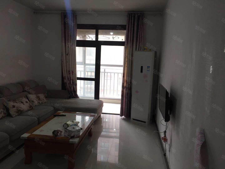 观澜国际,精装两室两厅,家具家电齐全,拎包即可入住,随时看房