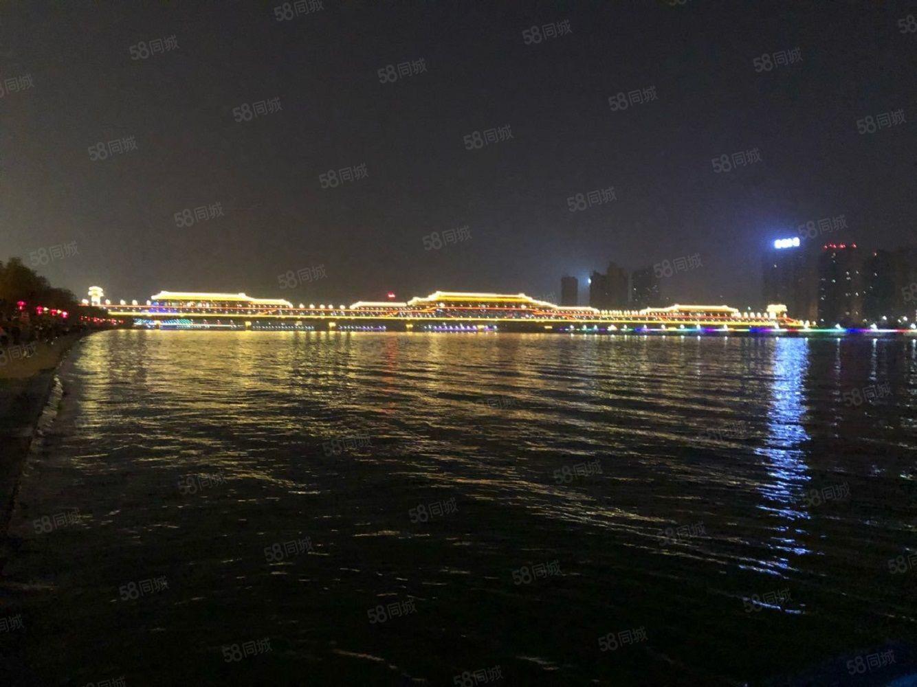 咸阳湖边渭阳中路华泰湖镜尚都精装两室急售可按揭可按揭