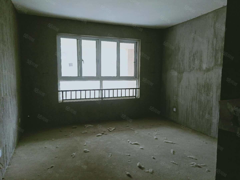 帝景城紧邻河堤户型方正采光好满五唯一可贷款