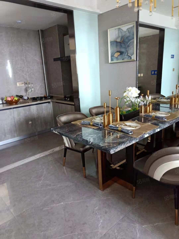 出售观景房黄金海岸129平方豪华装修三室两厅两