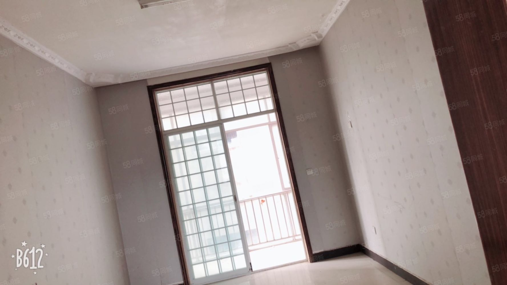 出租萬霖錢豐西一公里,五樓簡裝有床,空調等,看房方便