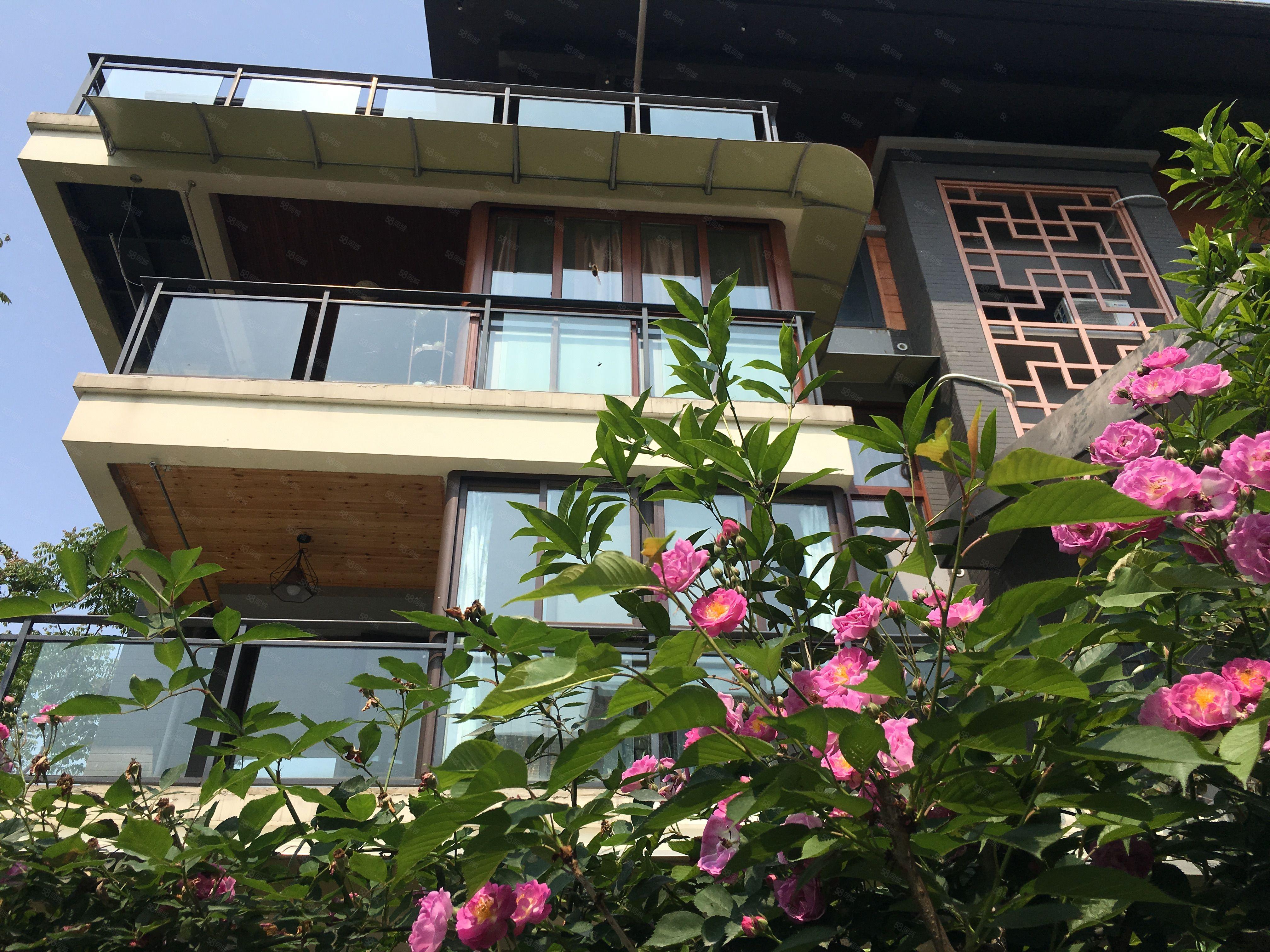 中铁集团打造洋房,顶跃带大露台精装修带家居家电,大露台大露台