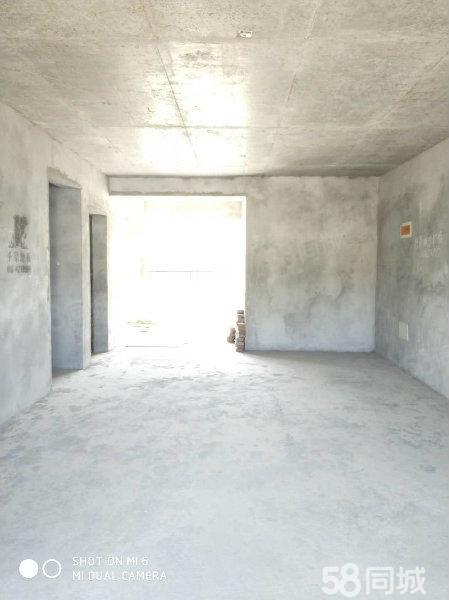 竹山城西人民路《益盛园小区》毛坯三室114平米可商住两用