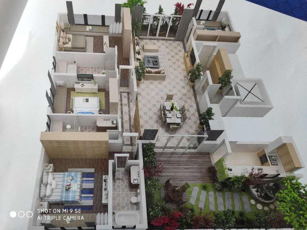 重点可更名可更名临岸二期景观房211大平层
