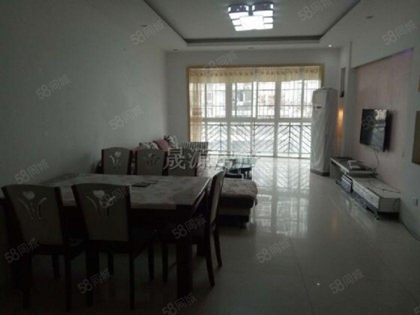 河东学府馨城电梯大三房客厅有空调住家装修有钥匙