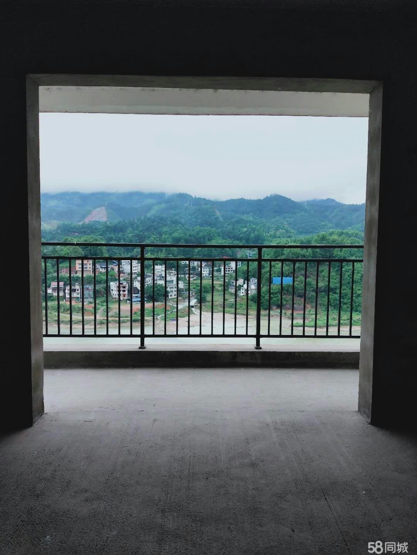 榕城尚品观景房毛胚房出售售价只需51万
