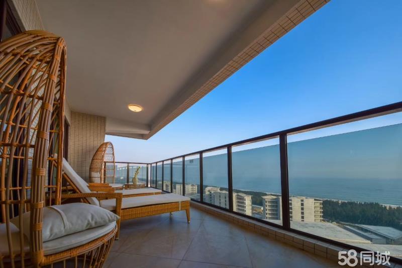 北方人期望的海景房,無寒冬,均價1.2萬送觀海陽臺