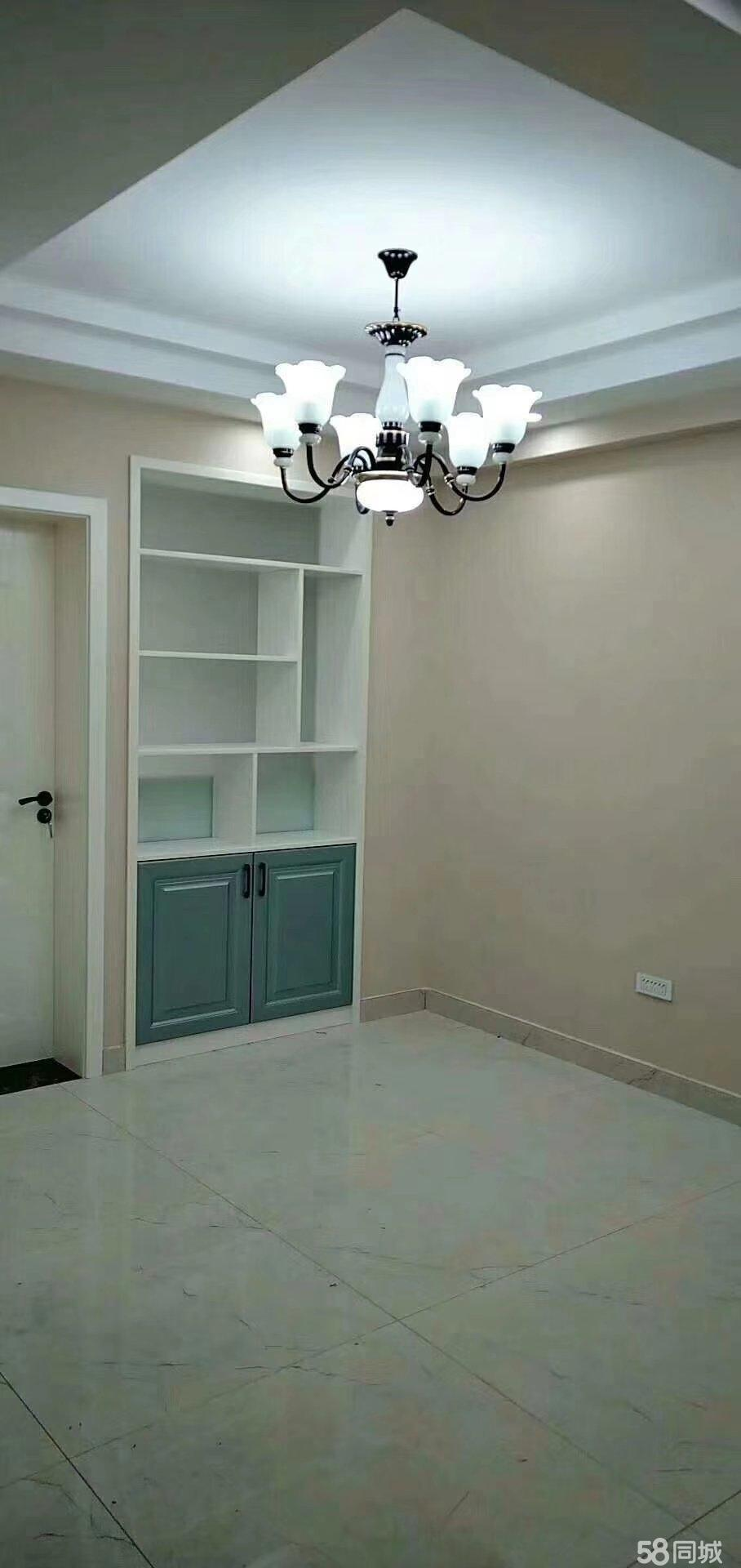 三室两厅二卫精装修96平方