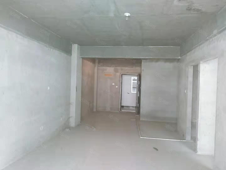 第五完全学校旁 博雅苑 毛坯两室