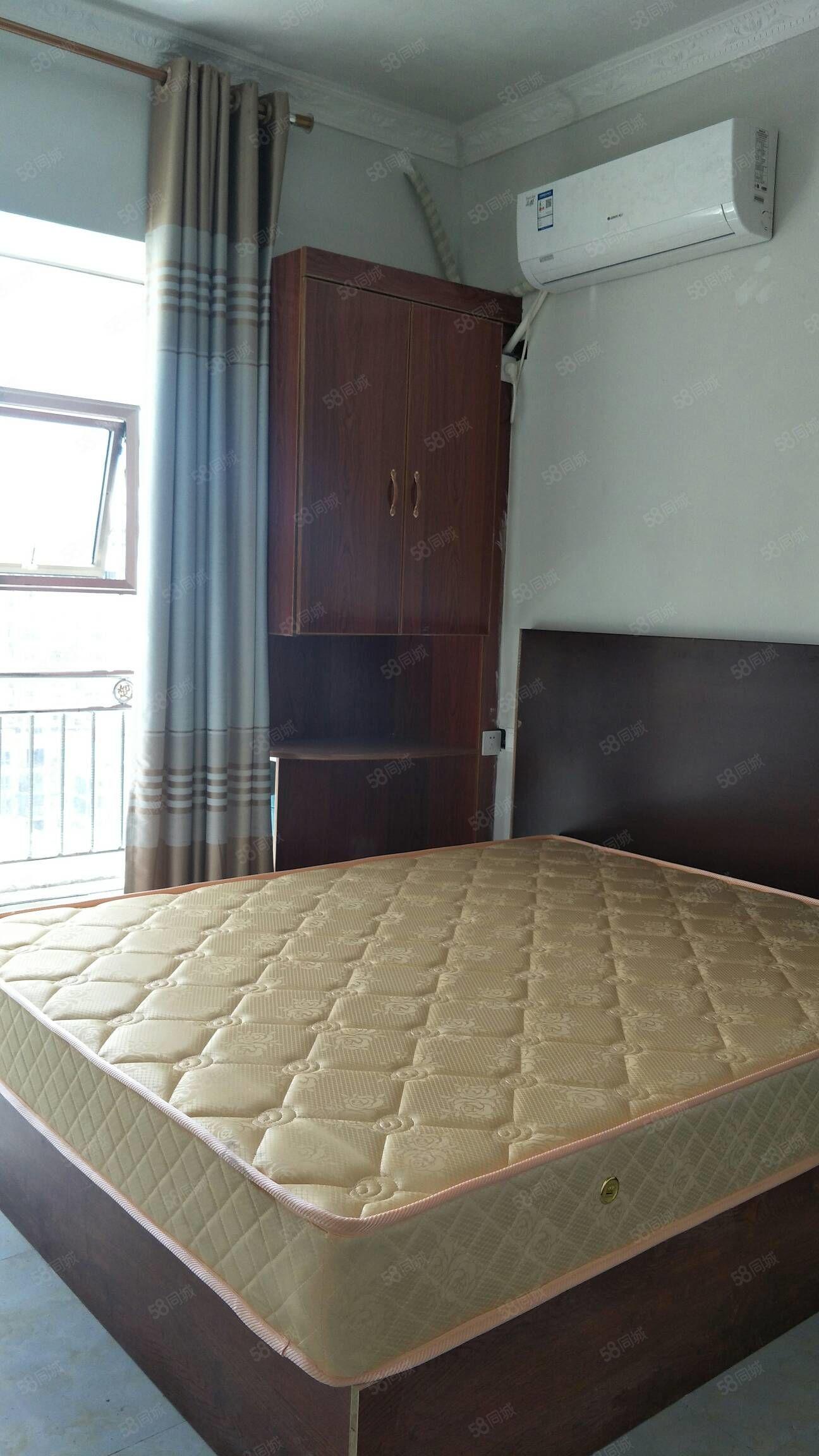 名城世家1室1厨1卫电梯公寓楼图片上有的都有拎包入住,