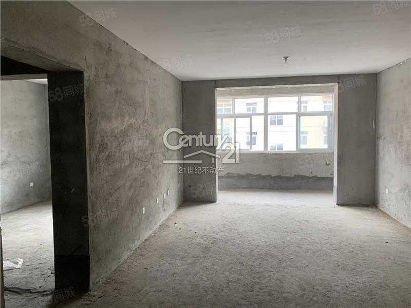 明泰回�w房步梯2�牵�106平,三室毛坯房,售�r38�f