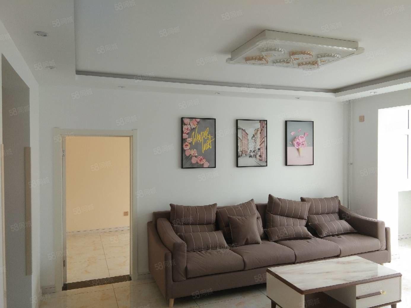 西苑四樓兩室一廳精裝修位置好