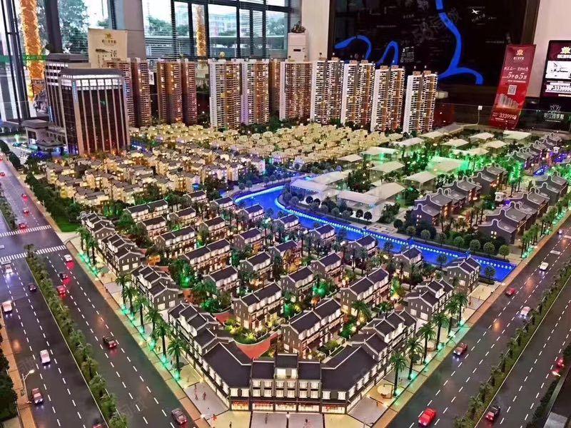 榕江四季城79平户型江景高楼层首付低仅需原价加1万