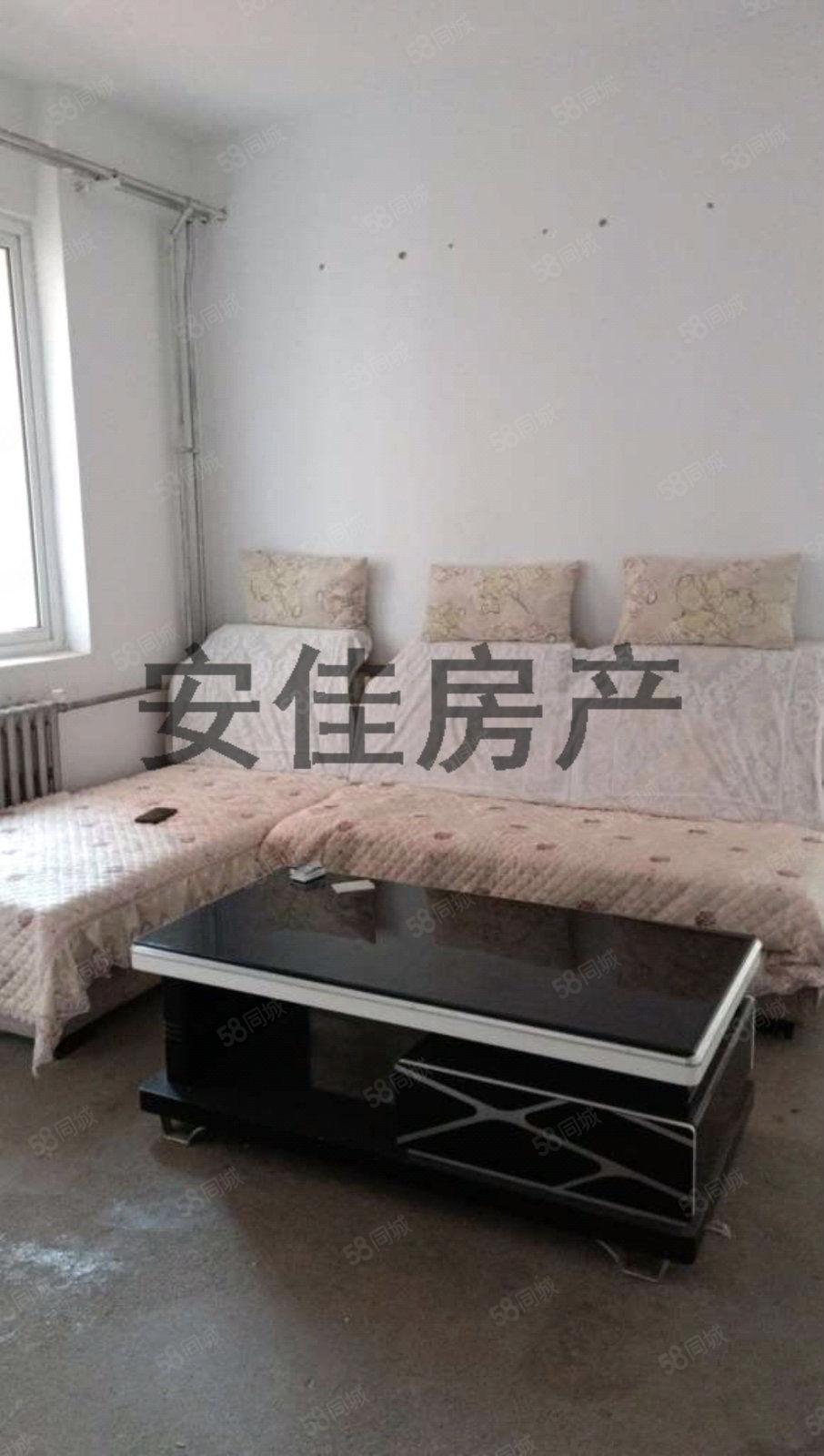 锦绣苑1室1厅简单装修中间楼层一次性