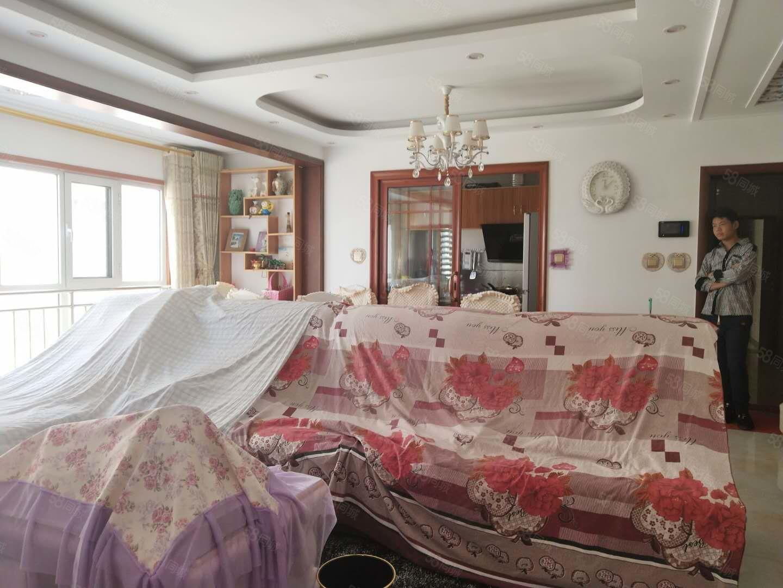 星尚城北辛学区房精装三室房子干净亮堂含车位可贷款