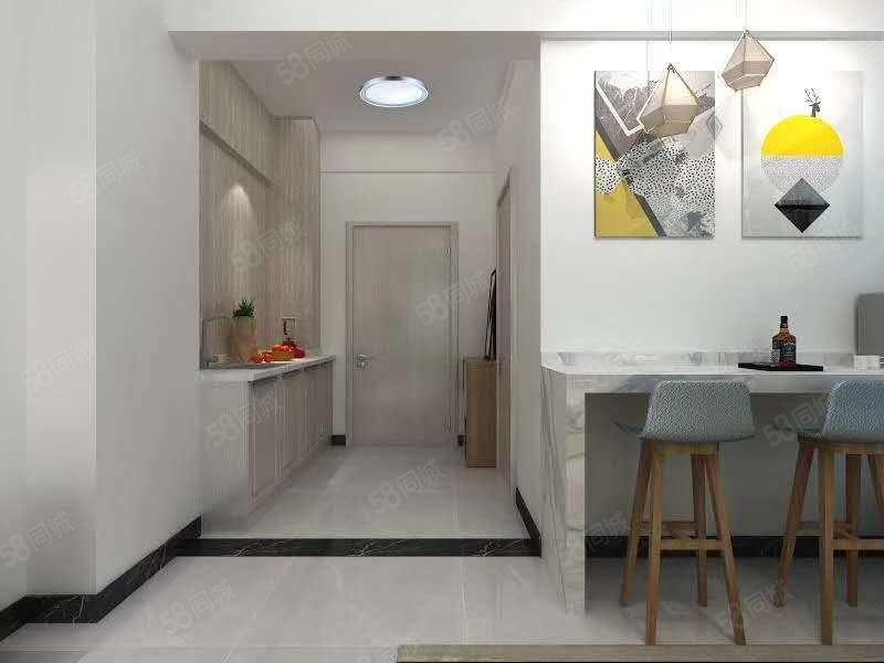 盛世观澜对面,馨怡家苑单身公寓,精装修,拎包入住,