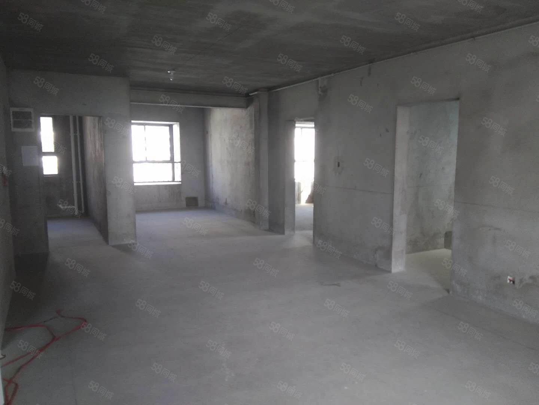 双外国语学房浩云湾低层毛坯光线好2室2厅2卫可改3室