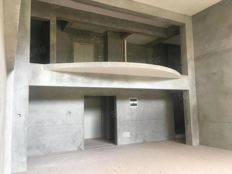 电梯跃层来啦,霸气中空打跃层仅福德苑香颂美地小区单价3千多