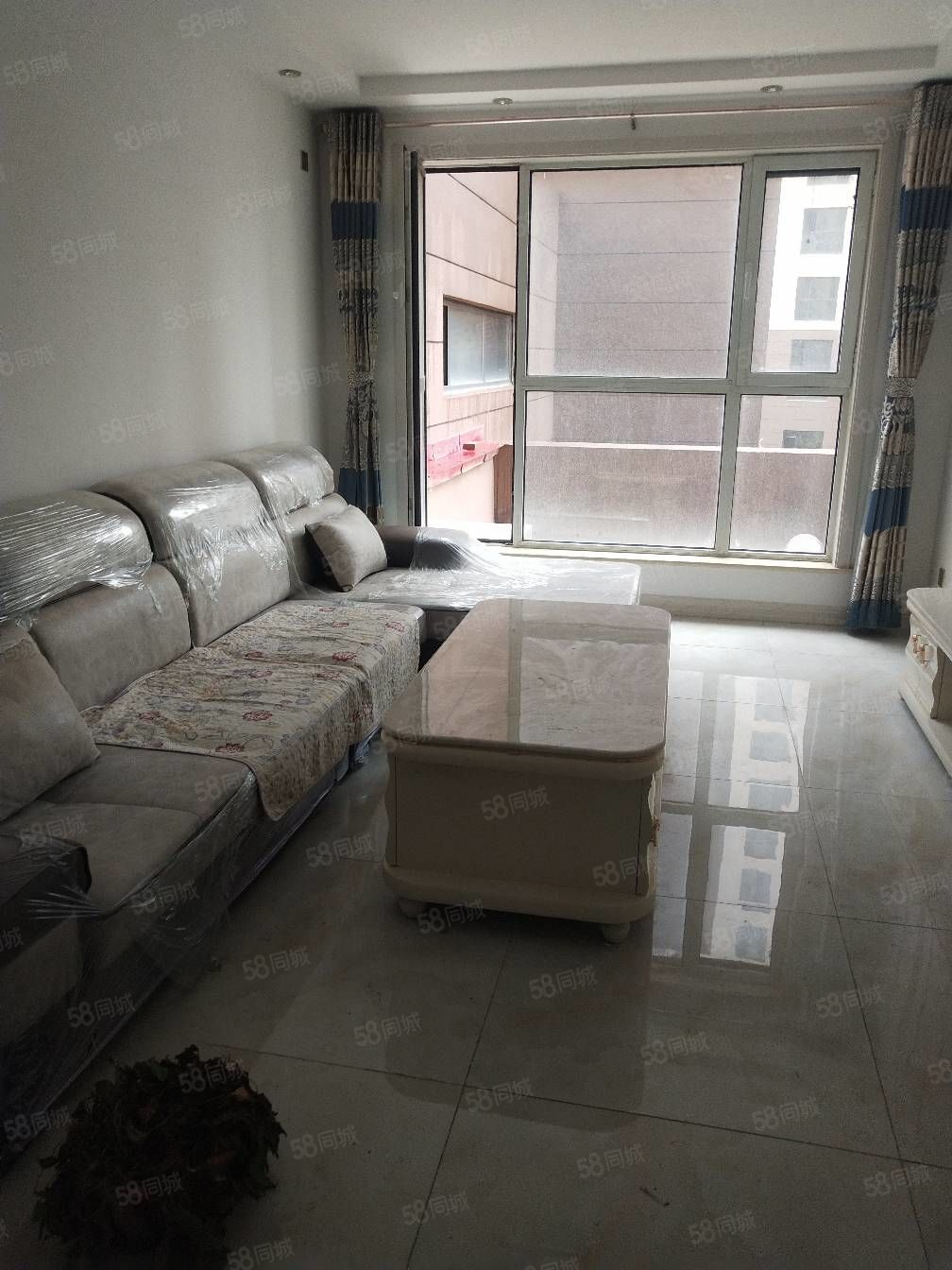 禧福荷堂a区商品房首次出租2室精装修2楼2000元