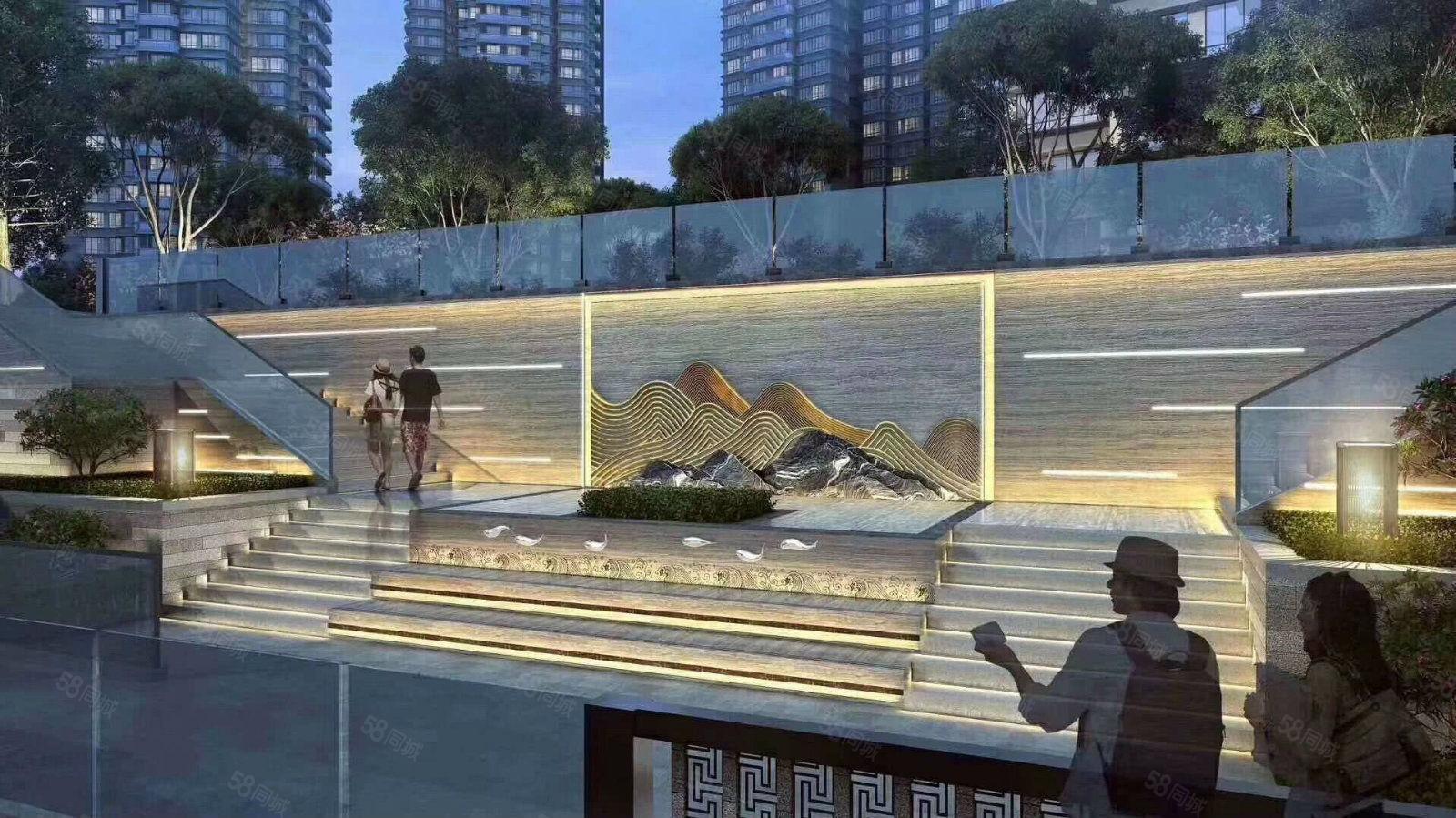 宜宾高铁站旁首付15万起买江景三室四室小区超高赠送率