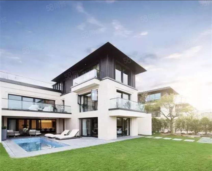 白菜价(融创海棠湾)内部特价房,独栋海景别墅,仅售385万,