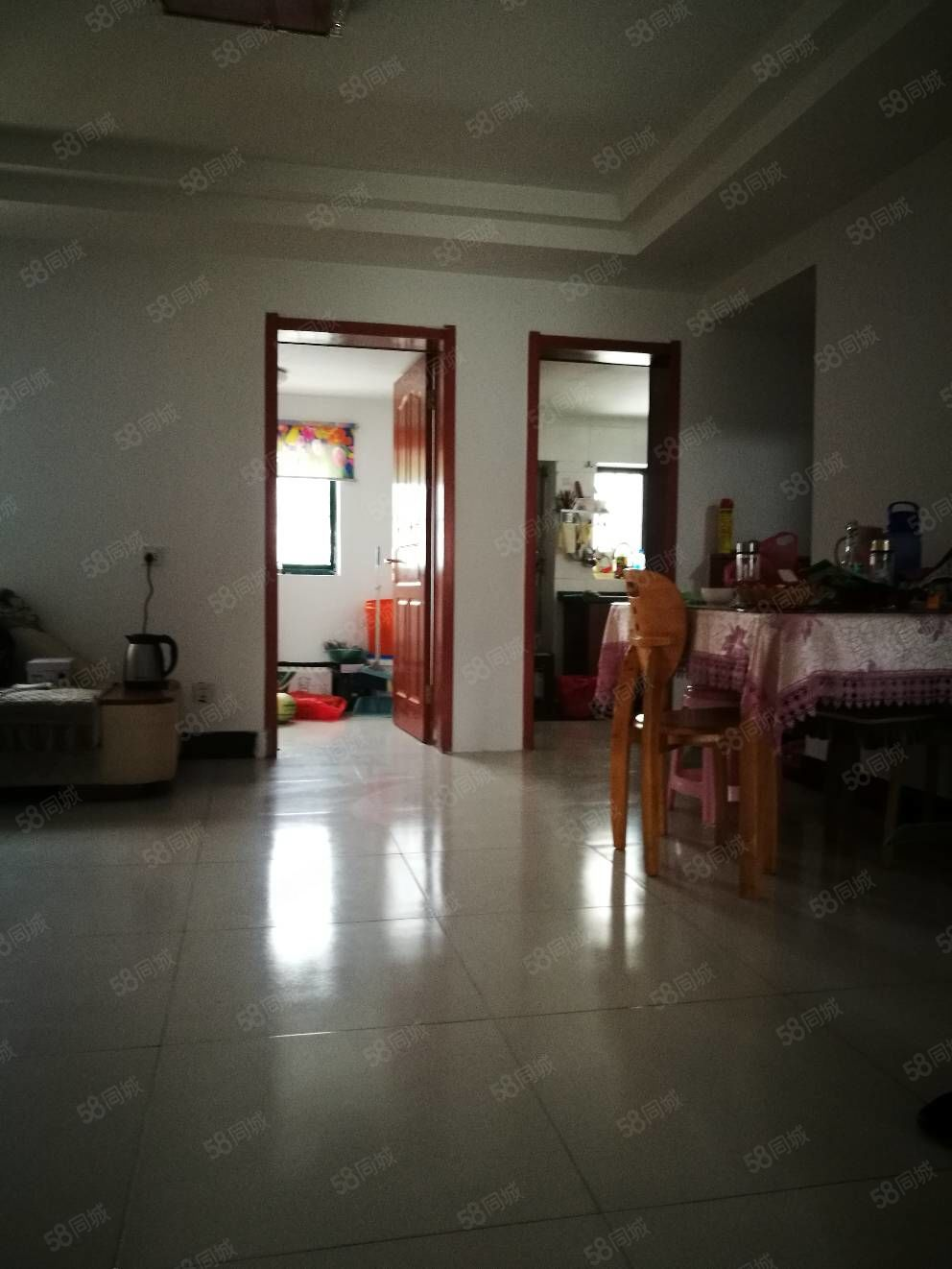 学府2室2厅1卫个小书房精装89平储10平家具家电全送45