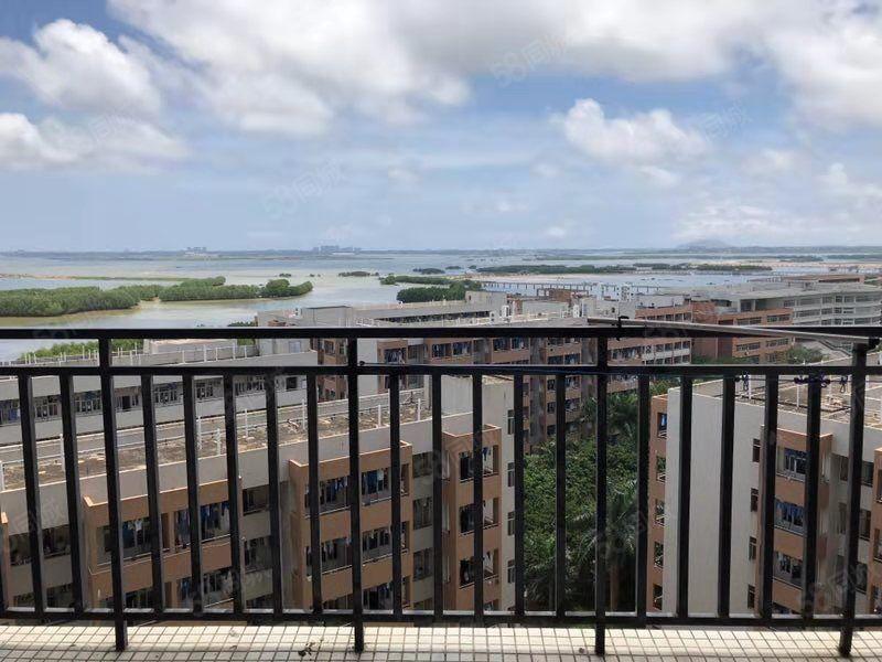 笋盘海景明珠海景房134平方3房2厅精装修首付35万
