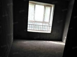 明珠世纪城一楼毛坯三室二厅户型合理128平方70万开贷款