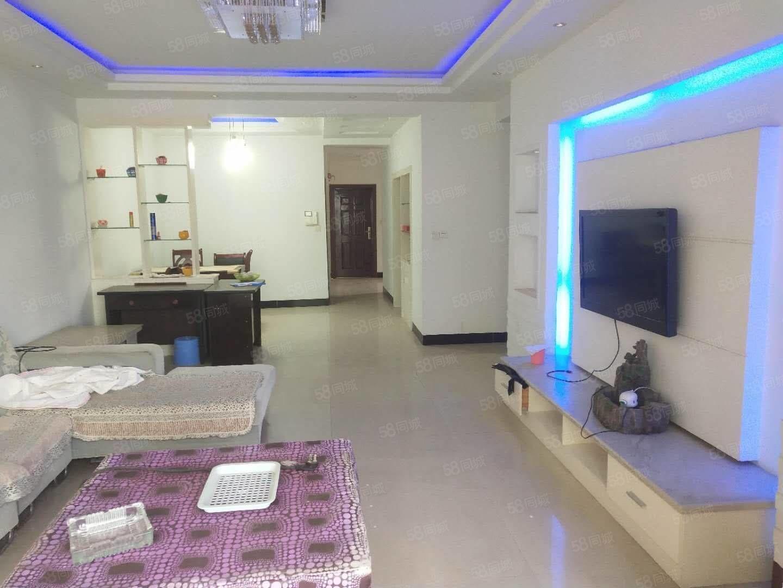 明盛陽光裝修房150.3平米四室兩廳兩衛拎包入住一口價57萬