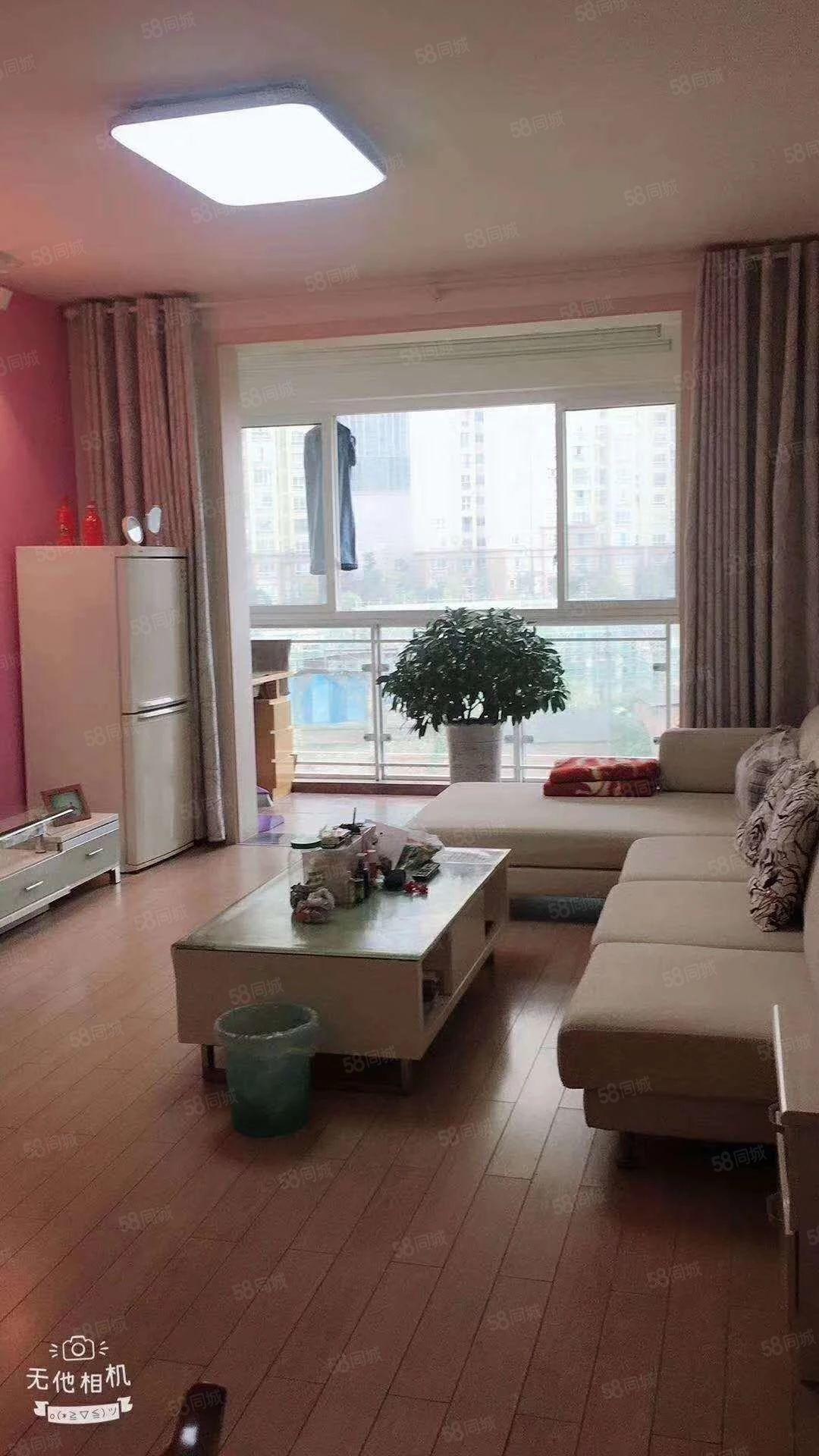 低于市场价五万邦泰社区精装两室拎包入住
