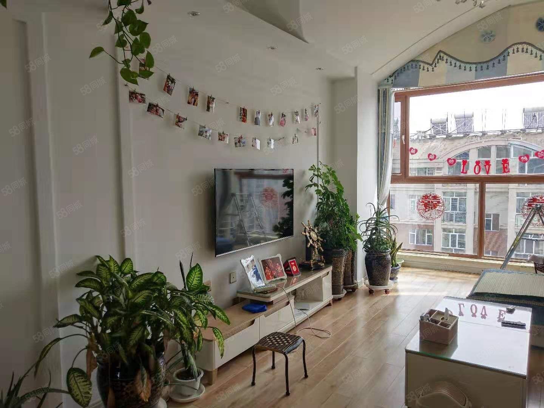 世紀花園兩室兩廳精裝修婚房贈送全部家具家電真實圖片
