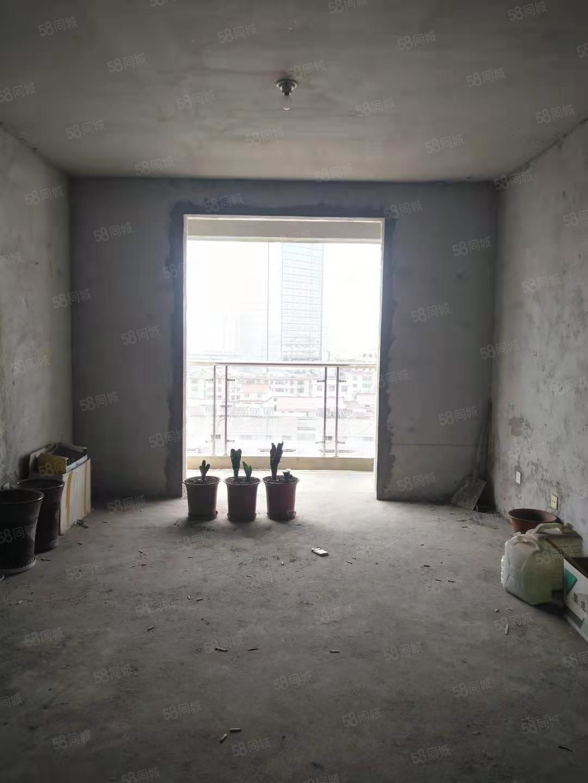 梁洲路天汉芙蓉园电梯房,毛坯11楼三居室115平50万