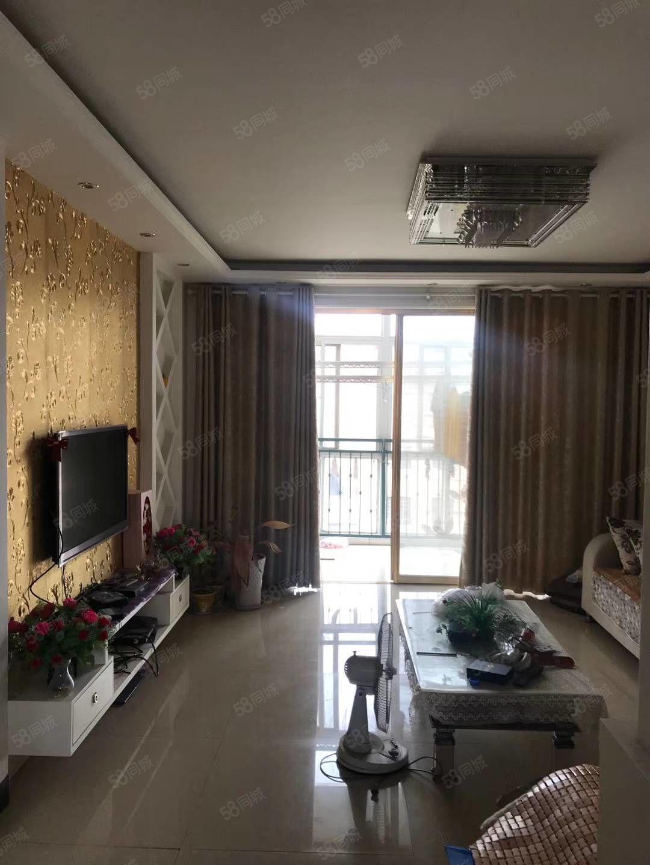 河畔花城多層6樓92平米儲8平米2室2廳1衛精裝55萬