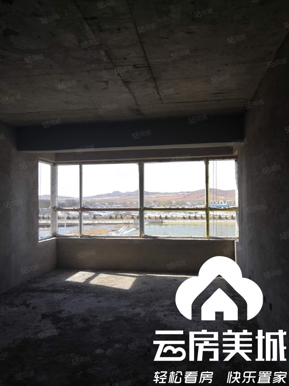 欧韵蓝湾,3室2室,毛坯,南北通透,带43平阁楼