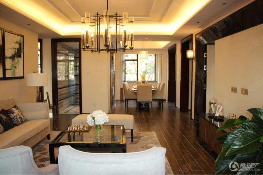 蓝山公馆洋房二楼带花园地下室豪华装修直接网签!