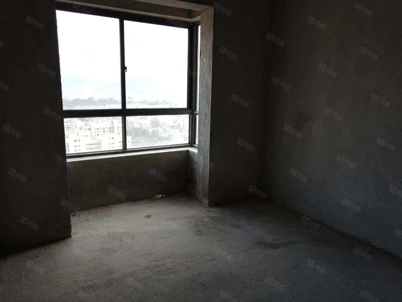 帝豪时代广场电梯高层毛坯三房出售