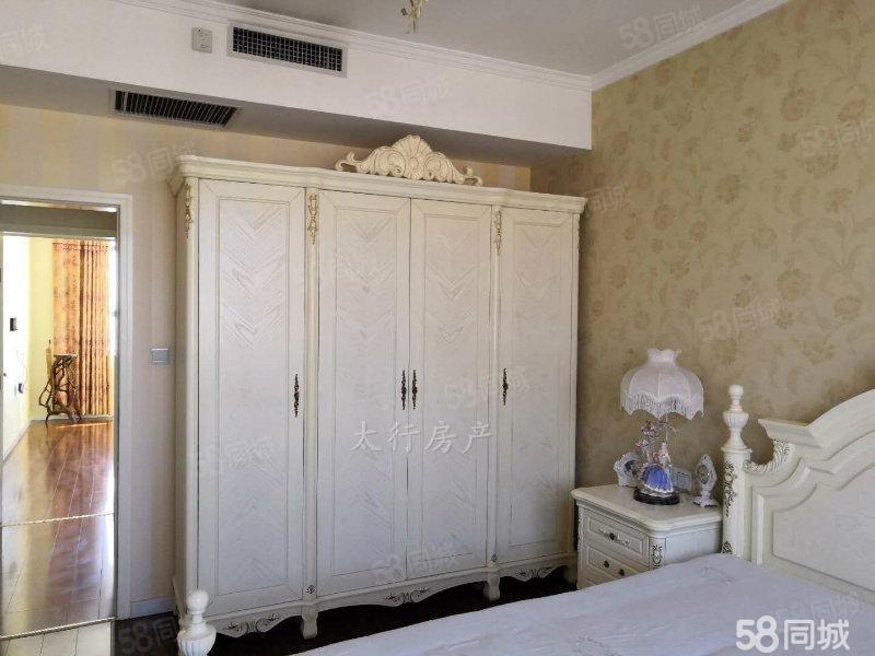 (可按揭)紫云花园3室2厅145平米全新精装带家具家电