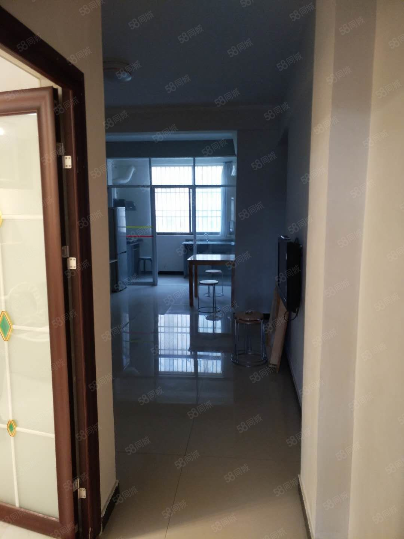 整租出租銘心家園二居室4樓精裝未住干凈整潔