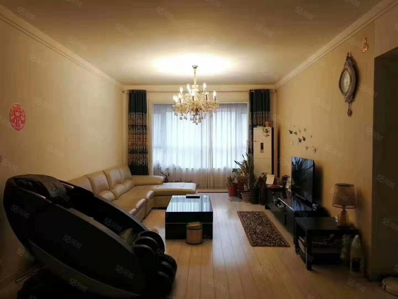 八十一号院精装三居室家具家电齐全拎包入住