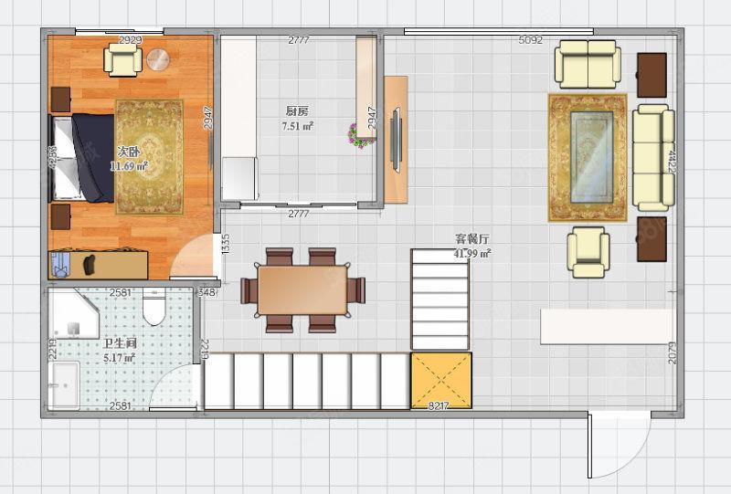 北站附近附小学区房名仕园楼中楼送俩个大露台首付只需30