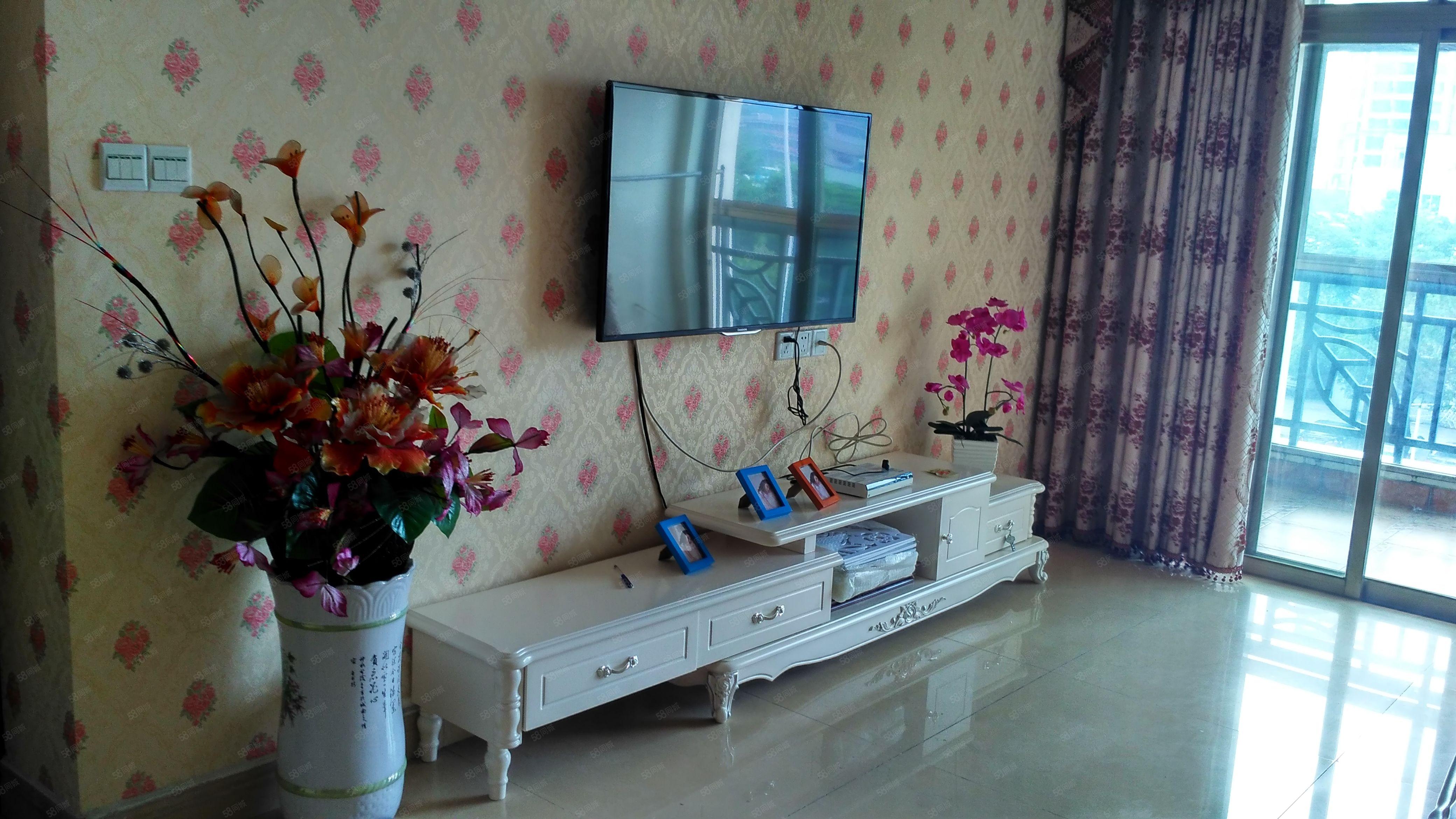 阳东碧桂园,阳东车站旁,2房,1600元