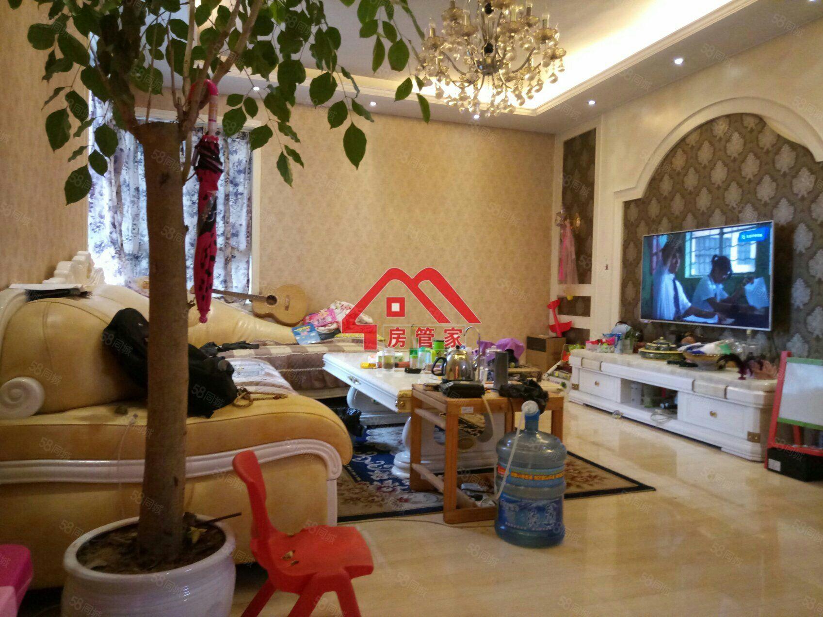 城西精装两室出售,产证清晰,采光极好