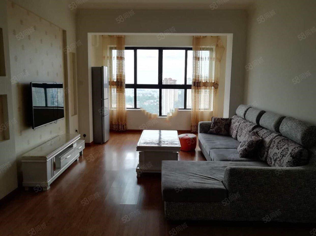上林西江精装套二。房子不错。拎包入住