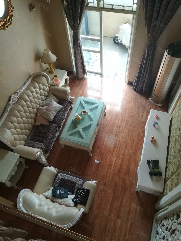 业主委托房源复式房客厅挑高7米业主诚心出售手续齐全