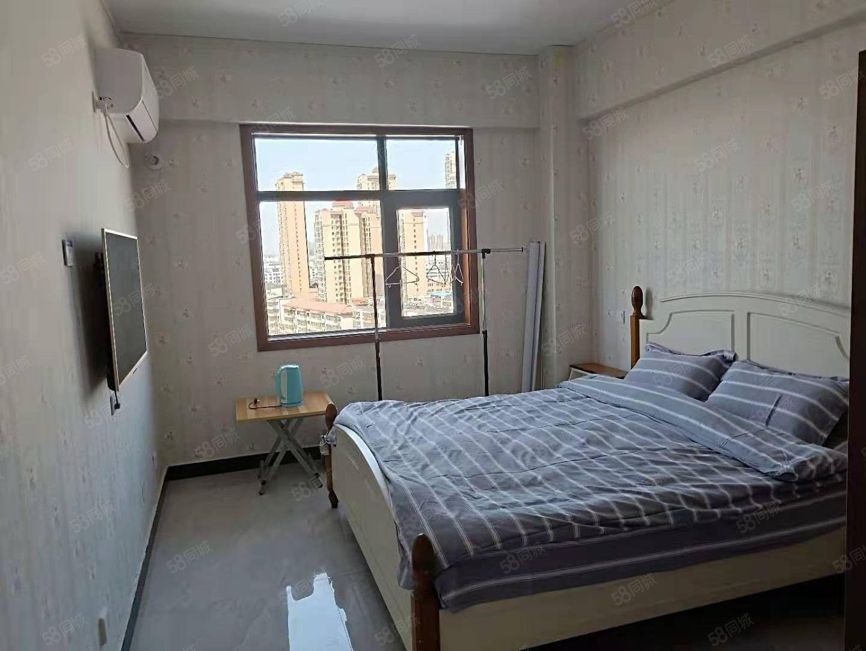 周口市馥泽园北区8号楼欧式简约大一居,真正做到让你拎包入住。
