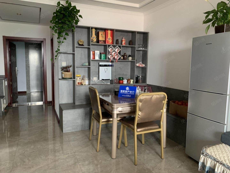 有家房產程王路立交橋,銀盛華府精裝兩室可更名送家具家電